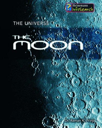 The Moon By Raman Prinja