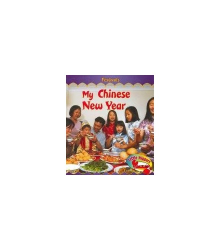 My Chinese New Year By Monica Hughes
