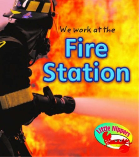 Fire Station by Angela Aylmore