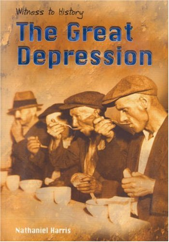 Great Depression Witness to History by Sean Connolly Paperback Book The Cheap