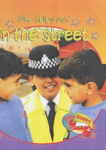 LN Who Helps Us: In The Street Hardback By Vic Parker