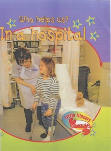 In Hospital By Vic Parker