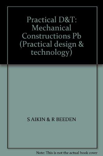 Practical D&T: Mechanical Constructions Pb (Practical Design & Technology)