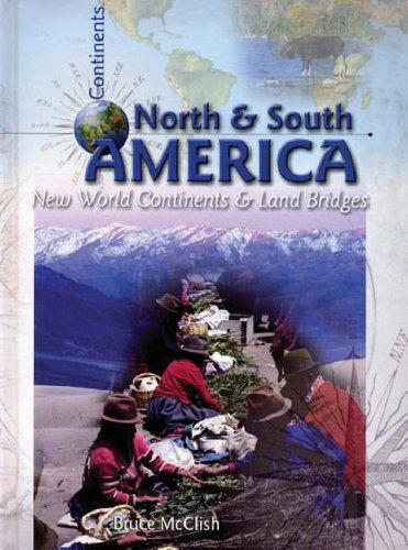 All About Continents: North and South America Paperback By Leila Foster