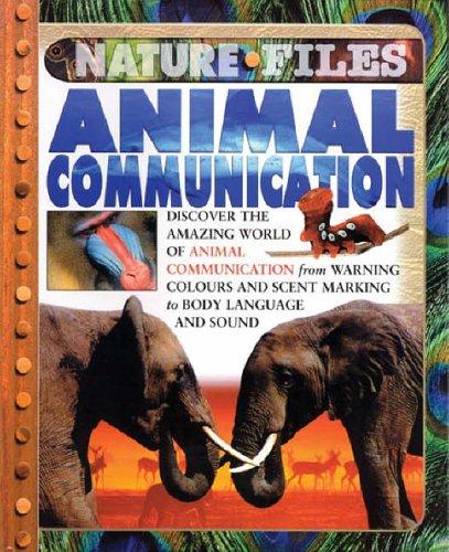 Nature Files: Animal Communication Hardback By Anita Ganeri