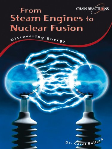 From Steam engines to nuclear fusion By Dr. Carol Ballard