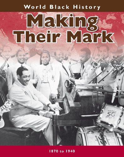 Making Their Mark By Spring Hermann