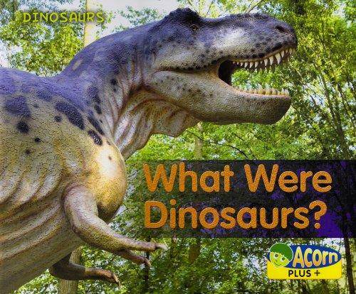 What Were Dinosaurs? By Rebecca Rissman