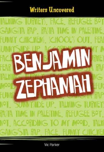 Writers Uncovered: BENJAMIN ZEPHANIAH Hardback By Vic Parker