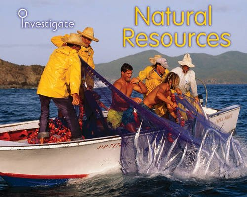 Natural-Resources-Investigate-Geography-by-Spilsbury-Lousie-0431933472-The