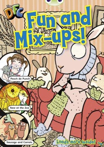 BC Orange/1A Comic: Fun and Mix Ups By Jane Mann