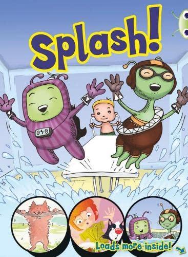 Bug Club Yellow/1C Comic: Splash By Jo Brooker