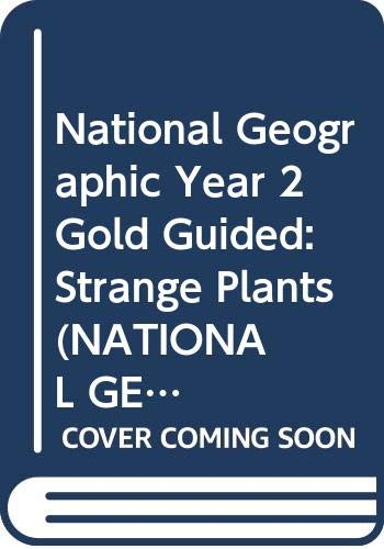 National Geographic Year 2 Gold Guided: Strange Plants by