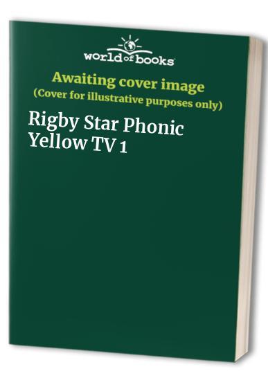 Rigby Star Phonic Yellow TV 1