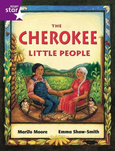 Rigby Star Guided 2 Purple Level: The Cherokee Little People Pupil Book (single) By Not Available (NA)