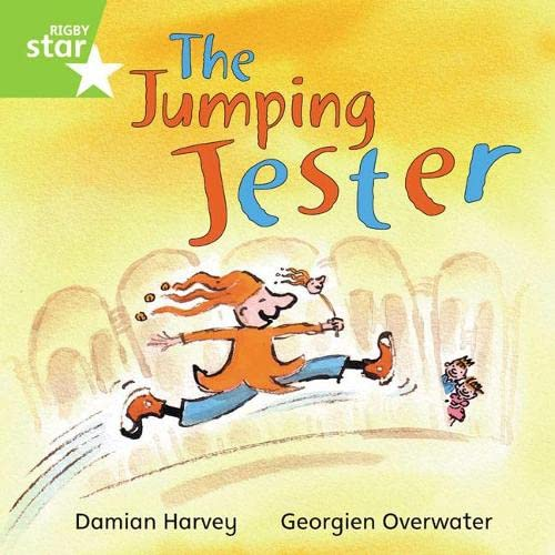 Rigby Star Independent Green Reader 1 The Jumping Jester By Damian Harvey
