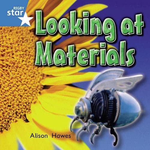 Rigby Star Independent Year 1 Blue: Looking At Materials Single By etc.