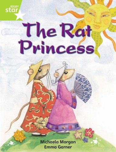 Rigby Star Indep Year 2 Lime Fiction The Rat Princess Single By etc.