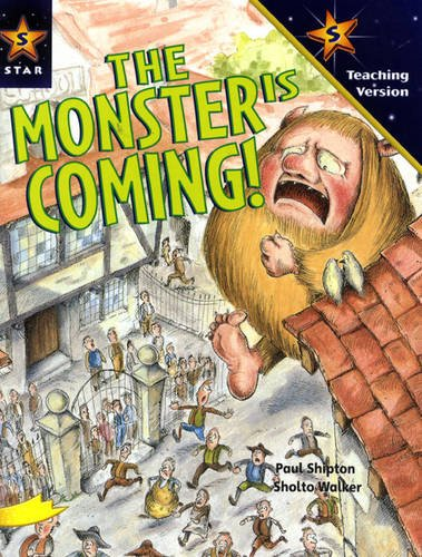 Rigby-Star-2-The-Monster-is-Coming-Teaching-Vers-by-Shipton-Paul-0433047739
