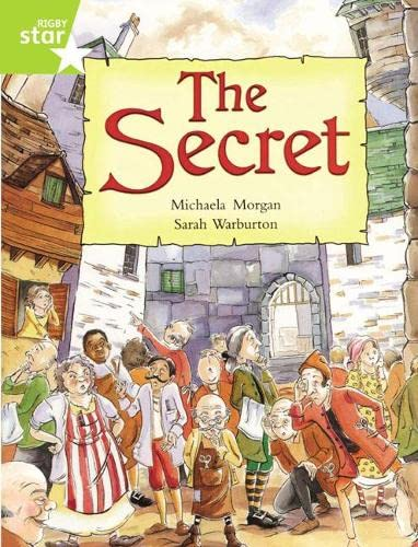 Rigby Star Guided Plus: Lime Level: The Secret Single By Michaela Morgan