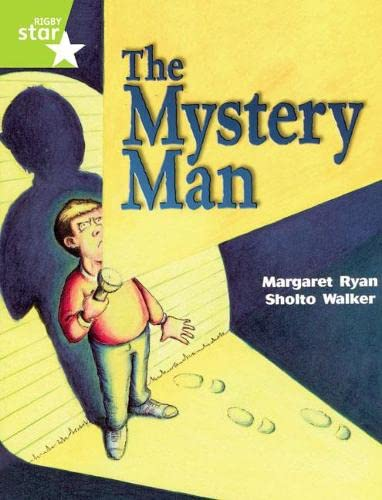 Rigby Star Guided Lime Level: The Mystery Man Single By Margaret Ryan
