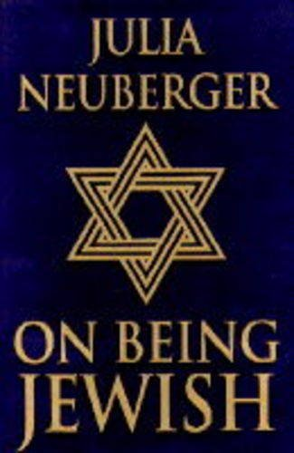 On Being Jewish By Julia Neuberger