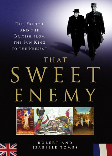 That Sweet Enemy By R.P. Tombs
