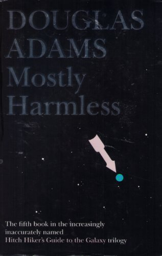 Mostly Harmless by Adams, Douglas 0434009261 The Cheap Fast Free Post