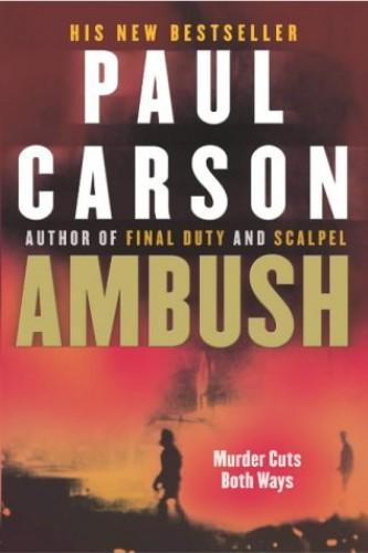 Ambush tpb By Paul Carson