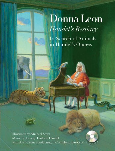 Handel's Bestiary By Donna Leon