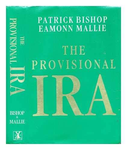Provisional I.R.A. by Bishop, Patrick Hardback Book The Cheap Fast Free Post