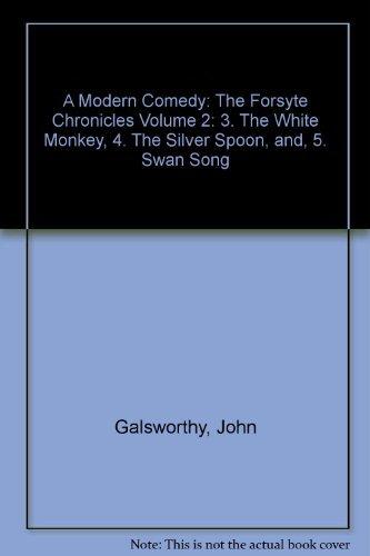 Modern Comedy By John Galsworthy