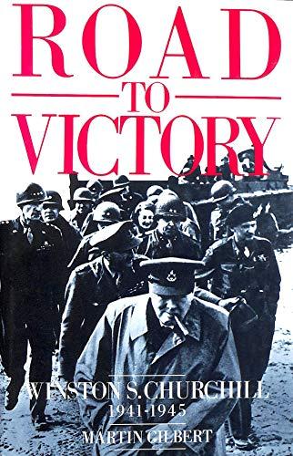 Churchill, Winston S. By Martin Gilbert