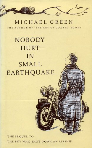 Nobody Hurt in Small Earthquake By Michael Green
