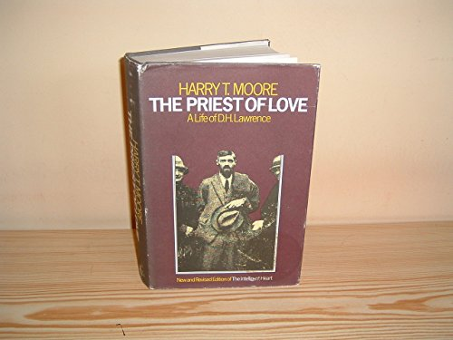 Priest of Love By Harry T. Moore