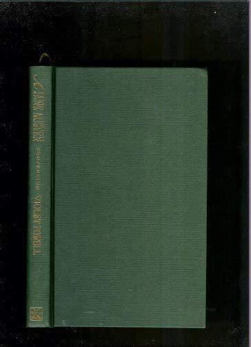 A Jane Austen Compendium By Violet Powell