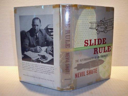 Slide Rule By Nevil Shute