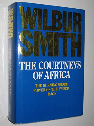 The Courtneys Of Africa By Wilbur Smith Used Very Good