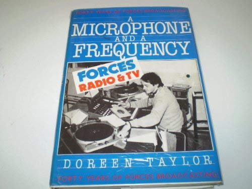 Microphone and a Frequency By Doreen Taylor