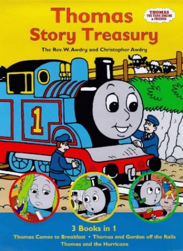 Thomas Story Treasury By Rev. Wilbert Vere Awdry