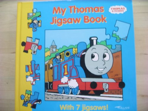 Thomas Jigsaw Book by