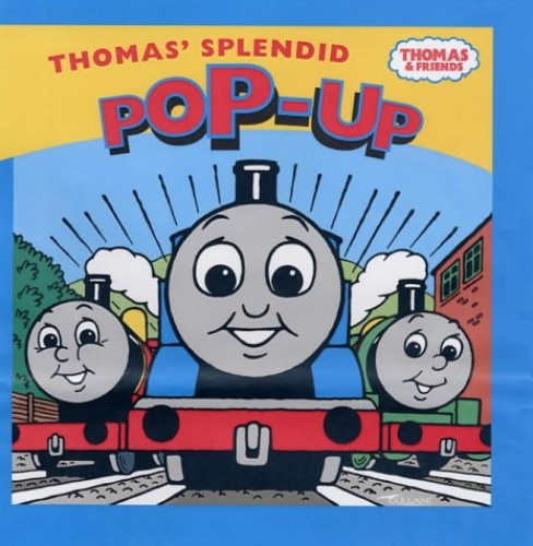 The Thomas Pop-up Book By Rev. Wilbert Vere Awdry