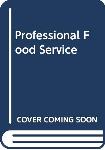 Professional Food Service By Sergio Andrioli