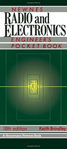 Newnes Radio and Electronics Engineer's Pocket Book Revised by Keith Brindley