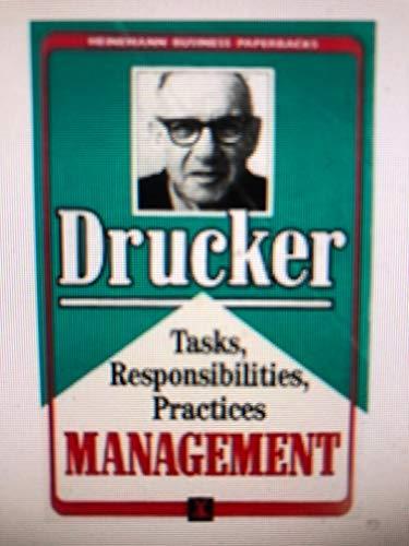 Management By Peter Ferdinand Drucker
