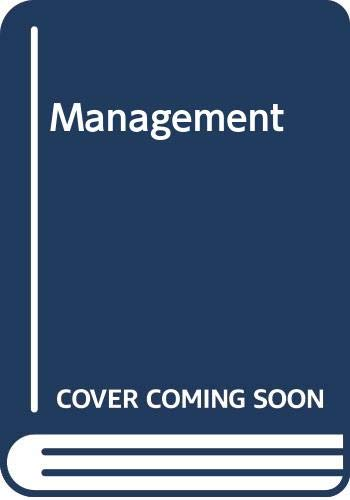 Management Tasks Responsibilities Practices World Of Books