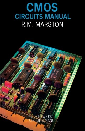 CMOS Circuits Manual by Marston, R. M. Paperback Book The Cheap Fast Free Post