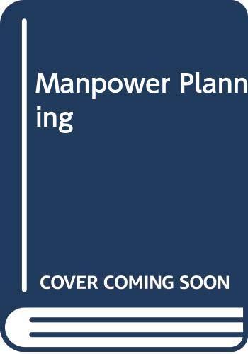 Manpower Planning By Gareth Stainer