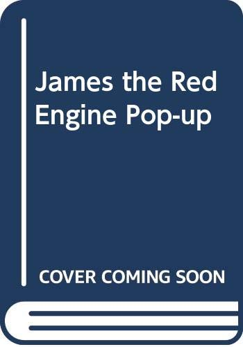 James the Red Engine Pop-up By (delete) Awdry