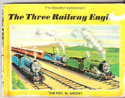The Railway-Three Railway Engines-Pr by Rev. Wilbert Vere Awdry